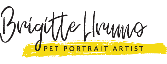 Brigitte Hrumo - Pet Portrait Artist